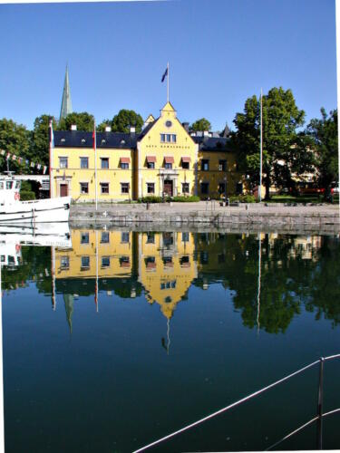 Motala Sitz der Kanalgesellschaft