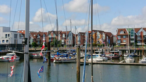 Cuxhaven City Marina
